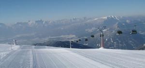 Sciare a Villach in Carinzia