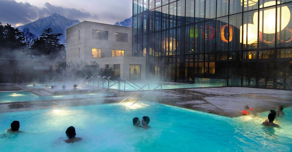 Photo of Terme di Merano: per abbinare sci e relax