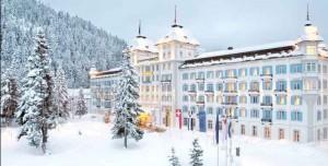 Kempinski Grand Hotel Des Bains a St.Moritz