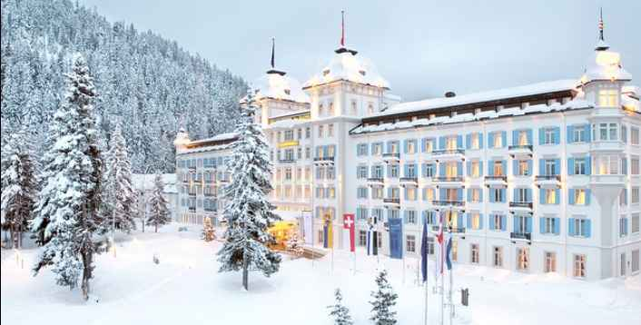 Photo of Recensione del Kempinski Grand Hotel Des Bains a St.Moritz