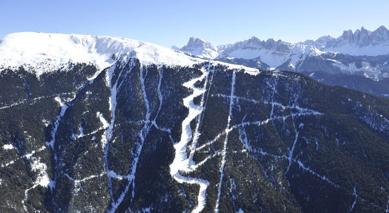 Photo of Scopriamo la recensione della Pista Trametsch a Plose Brixen con foto e video