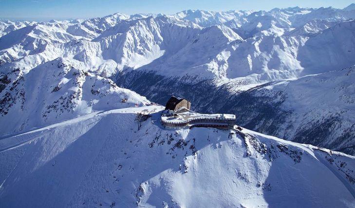 Photo of Il Glacier Hotel Grawand Val Senales è il più alto in Europa, ecco la nostra recensione
