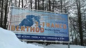 Pista Franco Berthod a la Thuile