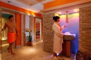 hotel mota a Livigno: area wellness