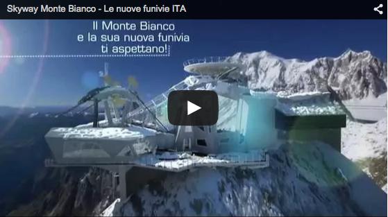 Photo of Scopriamo Skyway, la nuova funivie del Monte Bianco