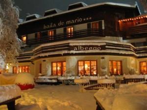 hotel ristorante baita de mario