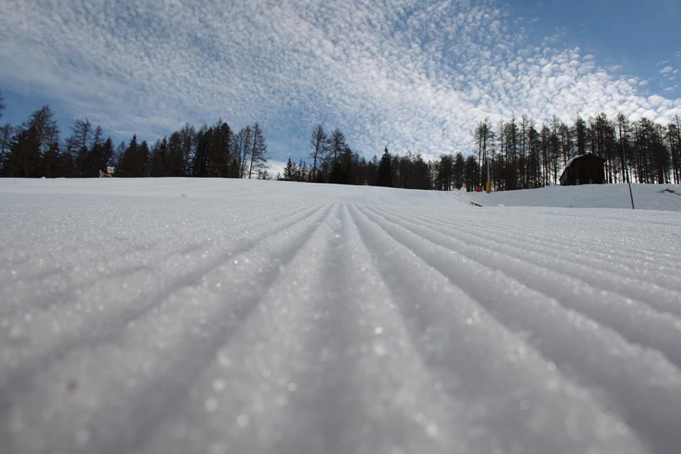sciare a sesto pusteria