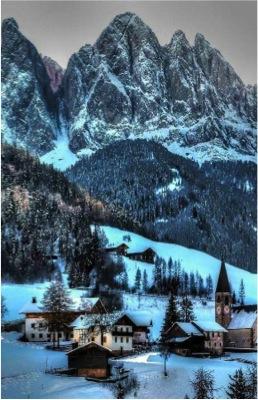 Sciare a San Candido: Monte Baranci