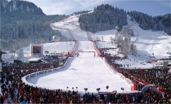 Dove sciare in Tirolo: Kitzbuhel