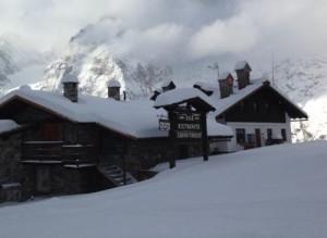 Pre De Pascal Val Veny A Courmayeur Skimania Sciare Che Passione