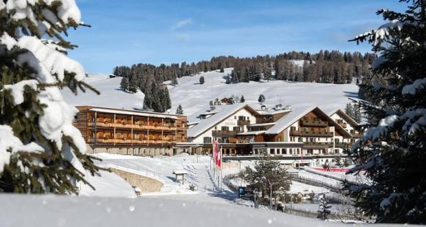 hotel saltria Alpe di Siusi