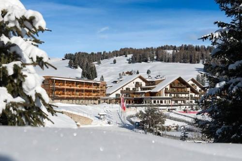 Hotel saltria alpe di siusi skimania sciare che passione - Hotel alpe di siusi con piscina ...