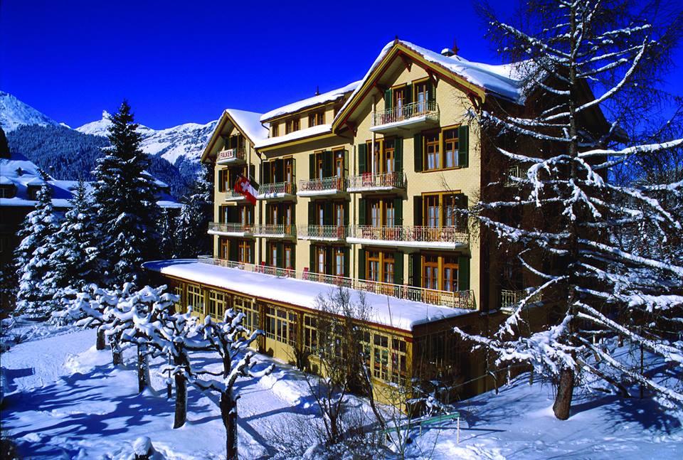 Hotel Falken a Wergen