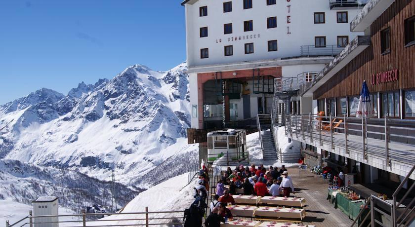 hotel ski club lo stambecco cervinia