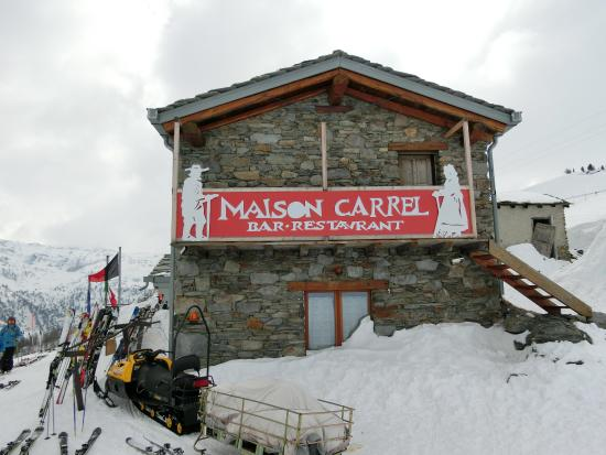 Ristorante Maison Carrel a La Thuile
