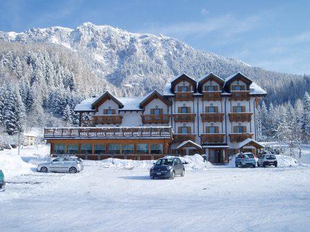 Hotel Kapriol in Valsugana