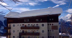 Rifugio Camparient all'Alpe di Mera