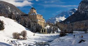 Hotel Schloss a Pontresina