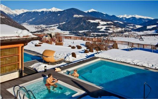 Alpin panorama hotel hubertus valdaora recensione for Designhotel hubertus alpin lodge spa