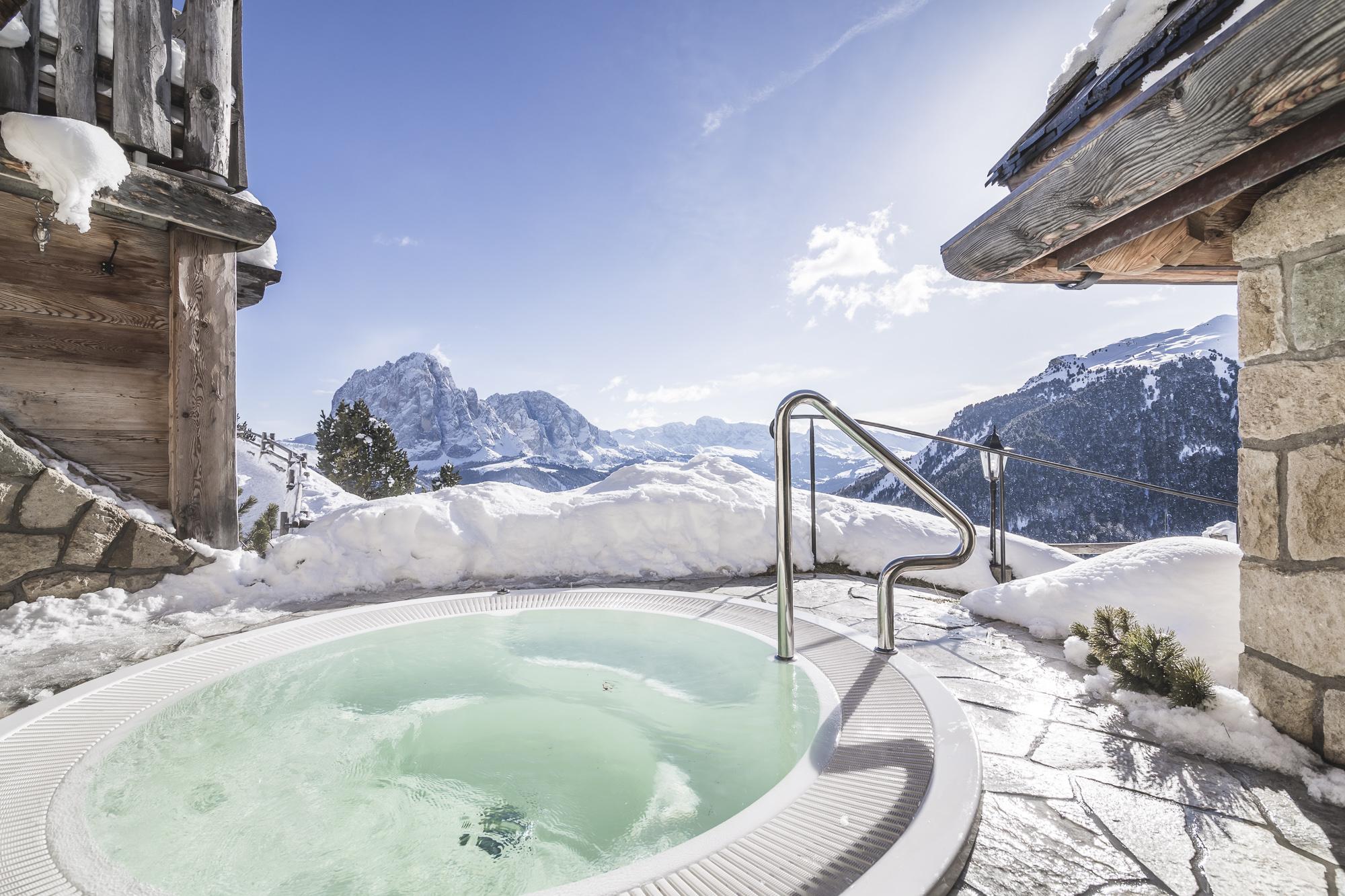 Almhotel col raiser a santa cristina recensione skimania sciare che passione - Bagno turco quante volte a settimana ...