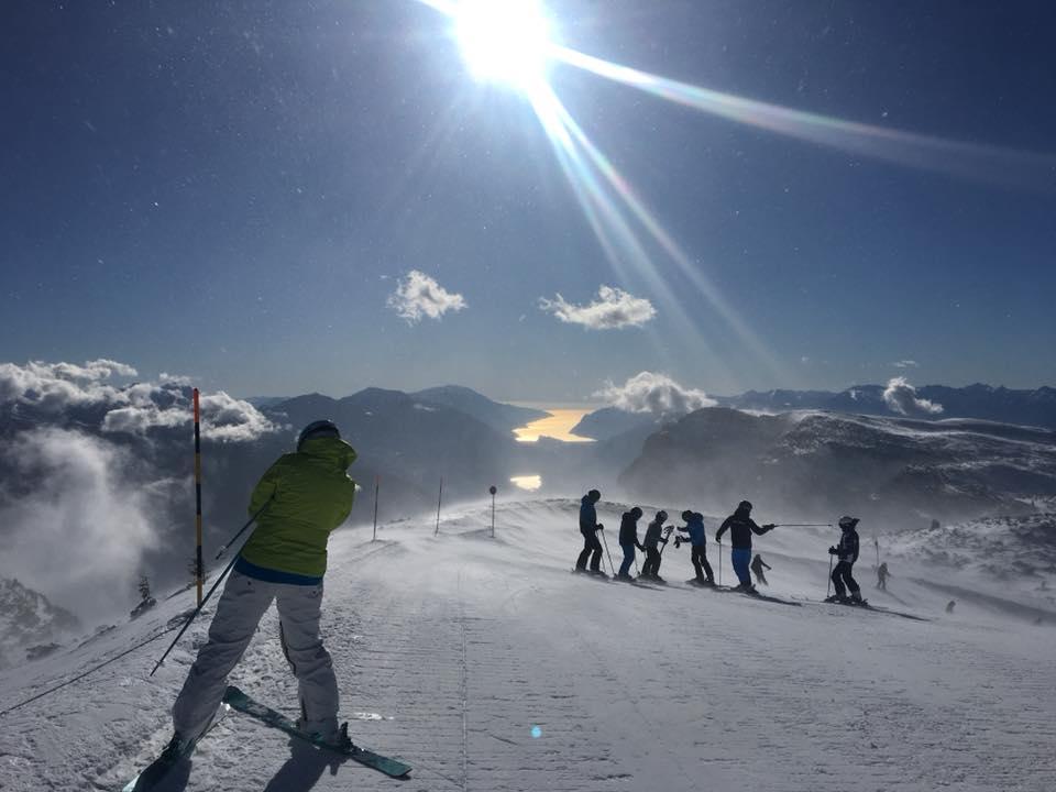 panorama da Andalo Paganella