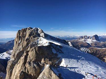 Photo of terrazzo della marmolada monte del gran vermut