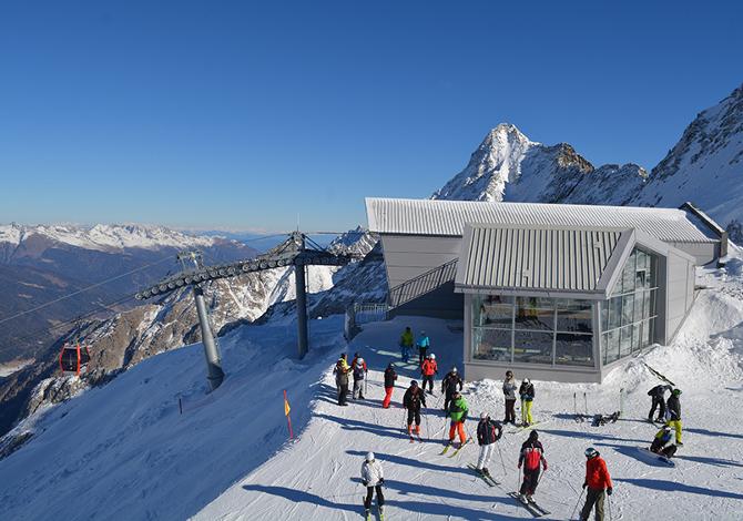 Panorama 3000 Glacier