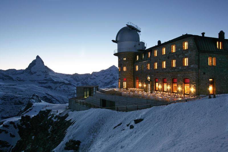 3100 Kulmhotel a Zermatt