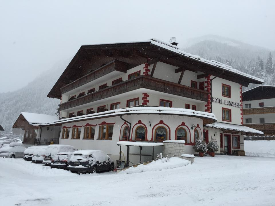 Hotel Jan Maria a Canazei