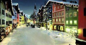 Sciare in austria: Kitbuhel