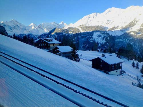 ferrovia Jungfrau