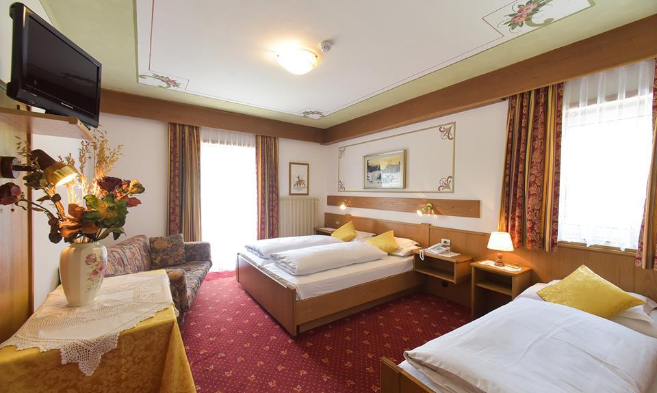 hotel monte cherz camere