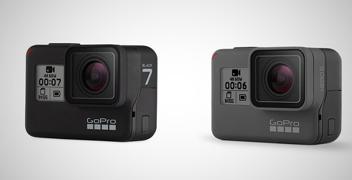GOPRO HERO 7 BLACK,