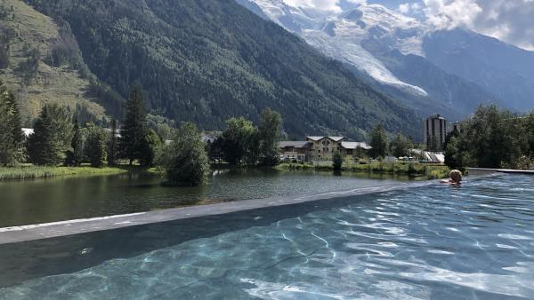 Photo of Le Terme di Chamonix in Francia parlano Italiano, realizzate e gestite da Qc Terme