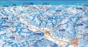 Mappa località Ortler Arena