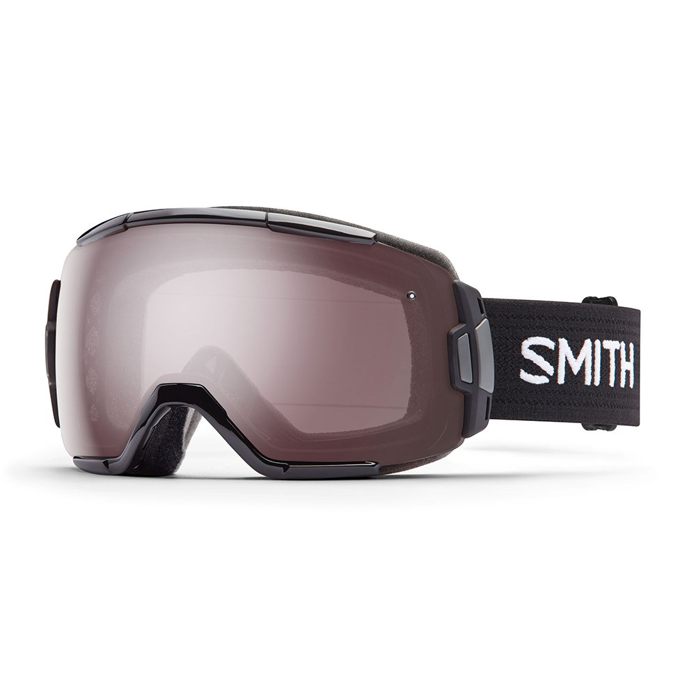 Smith Ski Goggle Optics Vice Nero - Photochromic Red Sensor Mirror