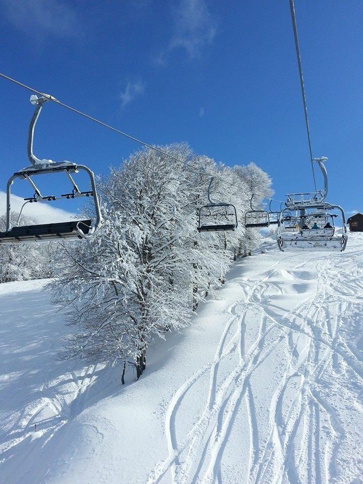 Photo of Sciare sul Monte Livata In Lazio vicino a Roma