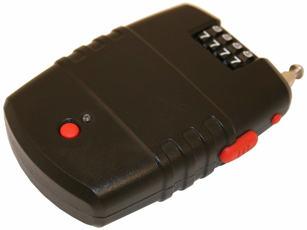FJM Security SX-776 Cable Lock Alarm