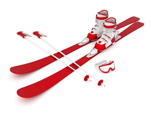 come conservare sci e scarponi dopo una giornata di sci
