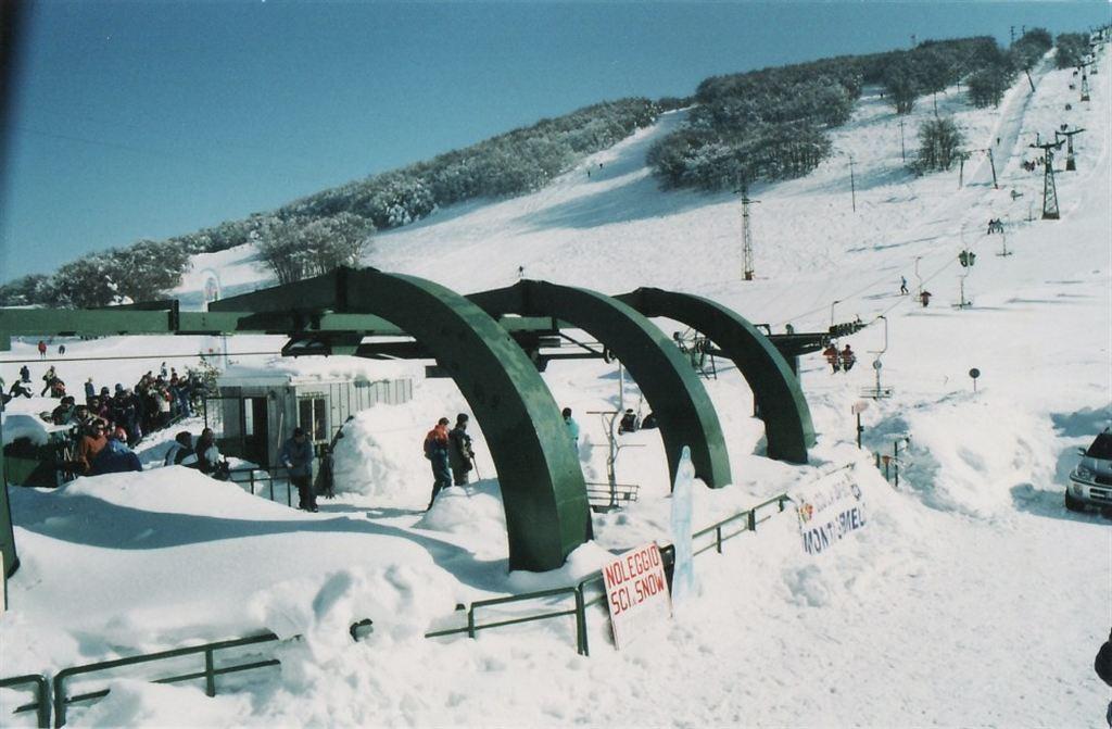 Photo of Sciare a Monte Piselli nelle Marche