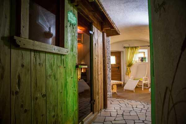 Hotel Garni Laurino a Cavalese - Sauna Biologica