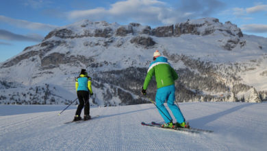 Photo of Speciale Arabba Ski Safari, settimana itinerante sulle Dolomiti
