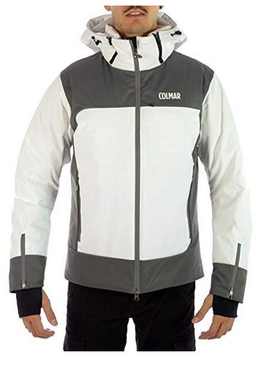 giacca da sci Colmar in piuma d'oca