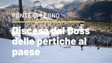 Photo of Sciata dal Doss Delle Pertiche sino a Ponte di Legno